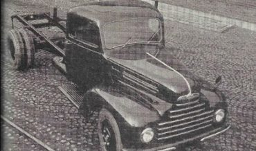 Ford FK 4000 DL