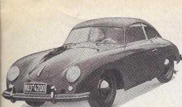 Porsche 356 – 1500 Super