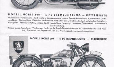 Triumph Noris 200