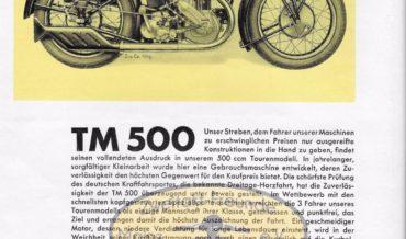 Triumph TM 500