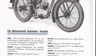 Triumph TS 100