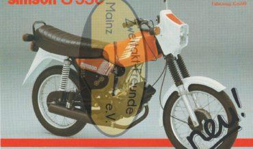 Simson S53 E
