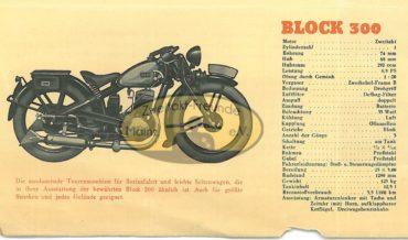 DKW Block 300