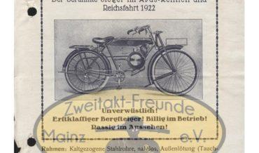 DKW Reichsfahrtmodell (Leichtmotorrad)