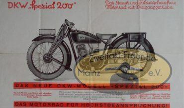 DKW Spezial 200