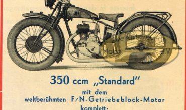 "FN 350 ""Standard"" (1932)"