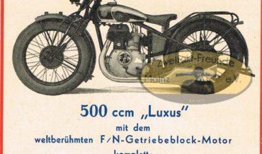 "FN 500 ""Luxus"" (1932)"