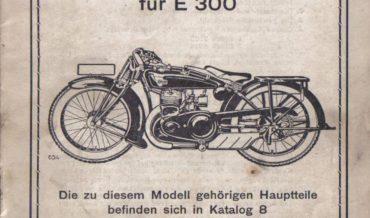 DKW E 300