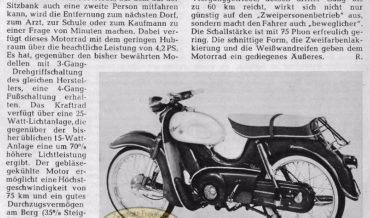 Kreidler K 54/2 (Kreidler Florett Super)