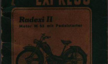 Express Radexi 2 (Motor M 53)