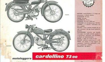 Moto Guzzi Cardellino 73cc