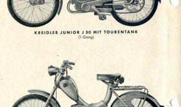Kreidler J 50