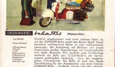 Zündapp Bella R 175 S