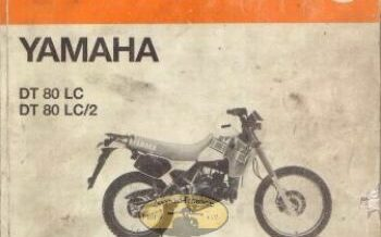 Yamaha DT 80 LC (+ DT 80 LC/2)