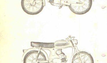 Honda 50 Model C320