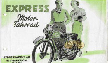 Express Radex SL 102 & SDL 103