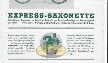 Express Saxonette